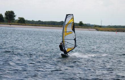 Erlebnis Windsurfen