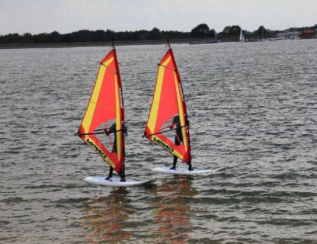 Windsurfkurs